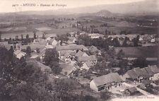 MEPIEU 4411 hameau de faverges éd béraud écrite