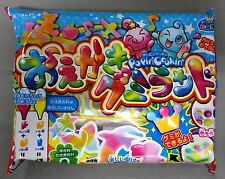 kracie popin cookin happy kitchen Japanese candy making kit Oekaki Gummyland