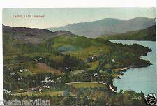 Tarbet Loch Lomond  _ 1924 Postcard