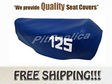 [A242] KTM 125 KTM125 GS 1984 '84 *HEAT EMBOSSED* SEAT COVER [ZAVO]
