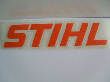 X2 STIHL 950mm X 200mm, Van, Windows Decals / Stickers