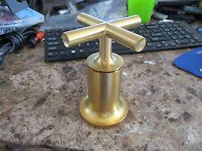 Kohler K-T14423-3-BGD Brushed Gold TUB HANDLE ONLY