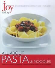 NEW  All about Pasta and Noodles by Irma S. Rombauer, Ethan Becker and Marion...
