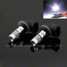2pcs CREE White car LED 25W 881 H27 For KIA Sorento HYUNDAI Fog Light Bulb Lamp