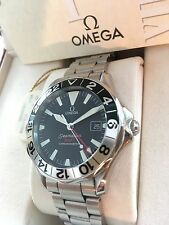 Omega Seamaster GMT 50th Anniversary Mens Watch  28345091