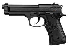 M92F Mlitary Model Black Automatic Electric Air Soft Gun From Japan