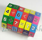 1pc Baby Number Cube Variety Children's Math Educational Toy Multi Activity Cube