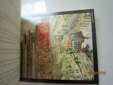 St Regis Singapore Art Collection Postcards Book 12 pieces in a set