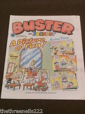BUSTER AND JACKPOT COMIC - OCT 16 1982