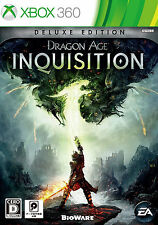 Xbox 360 Dragon Age: Inquisition - Deluxe Edition BRAND NEW SEALED (FREE SHIPP)