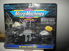 MICRO MACHINES THE EMPIRE STRIKES BACK COLLECTION 2