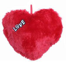 Heart Shape Love Soft Cushion Pillow Girl Boy Anniversary Birth Day Gift