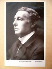 Postcard- Theater Actors SIR CHARLES WYNDHAM, No.102 F (Rotary Photographic)