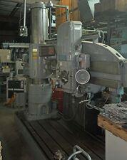 Carlton 4A Radial Arm Drill (Inv.21678)