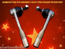 American Star 4130 Chromoly Tie Rod End Set For Polaris RZR 1000 60 Inch 16-up