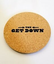 RARE OFFICIAL THE GET DOWN TV PROMO CUP COASTER BAZ LUHRMANN JADEN SMITH SERIES