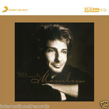 """""""Barry Manilow - Ultimate"""" Limited Numbered Japan Sony K2HD 100KHz/24bit CD New"""
