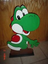 Mario Brothers Yoshi stand up children's birthday party decorations supplies