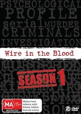 Wire In The Blood : Series 1 (DVD, 2004, 3-Disc Set) Region 4