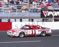 "Darrell Waltrip at Dover Nascar Budweiser Chevy Winton Cup 8""x 10"" Photo 38"