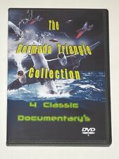 THE BERMUDA TRIANGLE COLLECTION 4 Classic Documentary Films 1970's