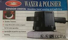 Car waxer and polisher machine with hands-free switch. NEW!