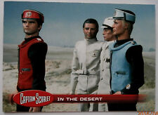 CAPTAIN SCARLET - Individual Trading Card #21, In The Desert - Unstoppable