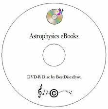 Astrophysics eBooks 63 on CD E Book E-Reader IPAD Physics, Black Holes, Stars