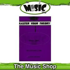 New Master Your Theory Music Tuition Book  - Purple Grade 3 - MYT
