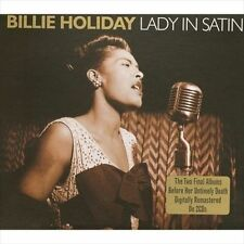 Lady In Satin by Billie Holiday (CD, Nov-2010, 2 Discs, Not Now Music)