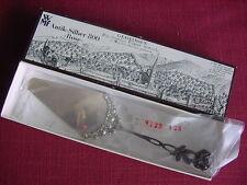 WMF Antik Rose 800er Silber ein Tortenheber NEU OVP 20,7 cm