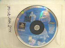 WWF War Zone - PlayStation - Disc Only!