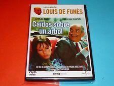 CAIDOS SOBRE UN ARBOL - Louis De Funes - Nueva