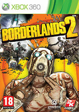 BORDERLANDS 2              -----   pour X-BOX 360  //  UK