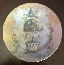 I. Godinger & Co. Decorative Collectible Salad Desert Plate Apple Tree