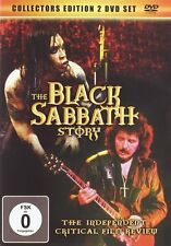 Black Sabbath - Story [Starlight] (+DVD, 2010) Brand new and sealed 2 disc
