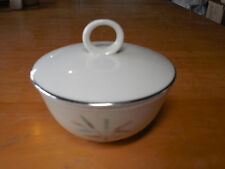 Noritake Ivory China JESSIE 7529 Sugar LID ONLY Green Bamboo