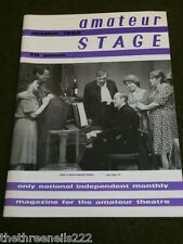 AMATEUR STAGE - AND A NIGHTINGALE SANG - OCT 1982