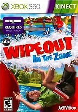 Wipeout - In the Zone (Xbox360, 2011) Rated E10+ for Everyone 10+, Kinect
