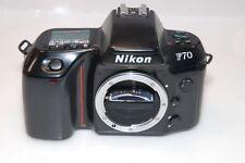 Nikon F70 F-70 Case black black in TOP Condition