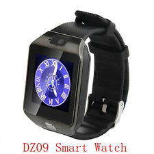 DZ09 Bluetooth Smartwatch Telefon MP3/4 Sport GSM SIM für Android iPhone Samsung
