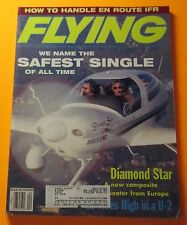 FLYING MAGAZINE APRIL/2000...WE NAME THE SAFEST SINGLE OF ALL TIME...