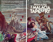 The Malacia Tapestry by Brian W. Aldiss-Vintage Ace 1st Printing-1978