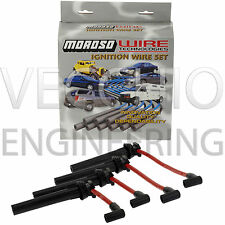 Moroso Racing Ultra 40 Race Ignition Wire Lead Set BMW MINI Cooper JCW GP Red