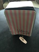 "Victoria""s Secret Travel Train Case Jewerly Cosmetic Lingerie Bag Box NWT"