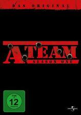 5 DVDs * A-TEAM - SEASON ONE - STAFFEL 1 # NEU OVP +