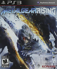 Metal Gear Rising: Revengeance PS3 New PlayStation 3, Playstation 3