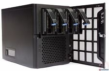 Chenbro Mini-ITX Home/Small Business NAS Server Chassis Case SR30169 w/250W PSU