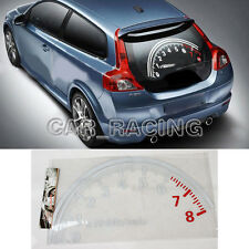 Cool Reflective Speedometer Car Rear Window sticker Decal for All Car Decoration