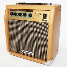 Cherrystone: Amplificateur de guitare Amp 15 Watt, marron